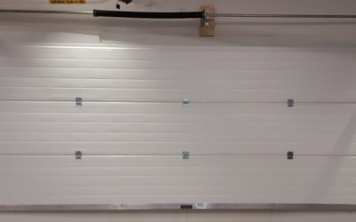 Garage door is not moving or is excessively hard to open or close