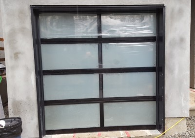 8'x8' full view door